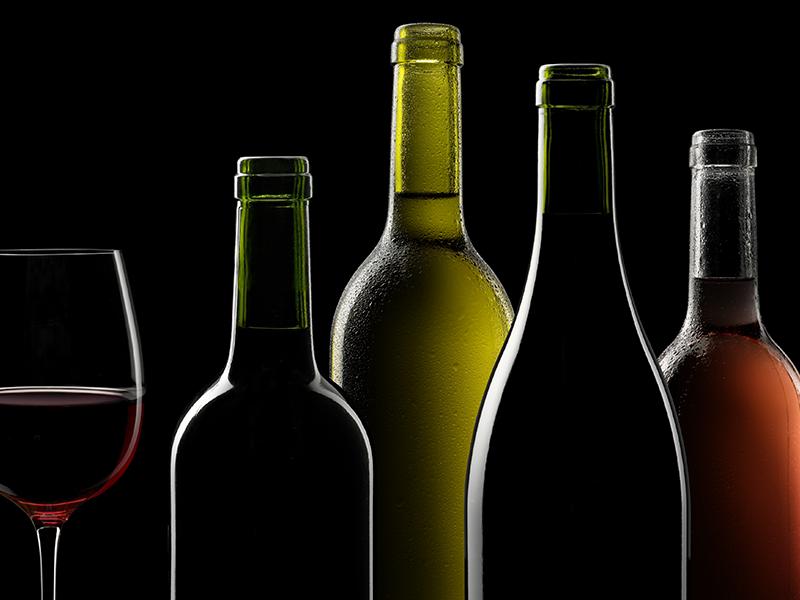 Uitgebreide wijnkaart Restaurant Comer